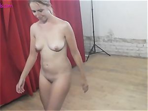 ash-blonde lusts for rod
