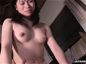 asian rosy cunny pie smashed with a enormous schlonger