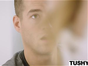 TUSHY Pretty teenage Gets Even With Her cuckold boyfriend