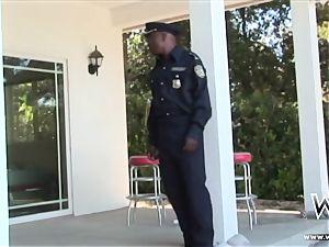 WCP CLUB Tori black knows super hot to avoid jail