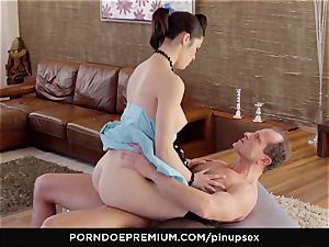 PINUP hookup - Suzy Bell likes antique dream fuck