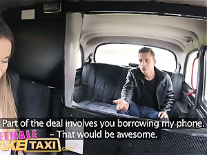 chick fake taxi stud speed poke wet smooth-shaven poon