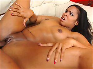 Vanessa Monet - super-sexy curve of this spectacular ebony